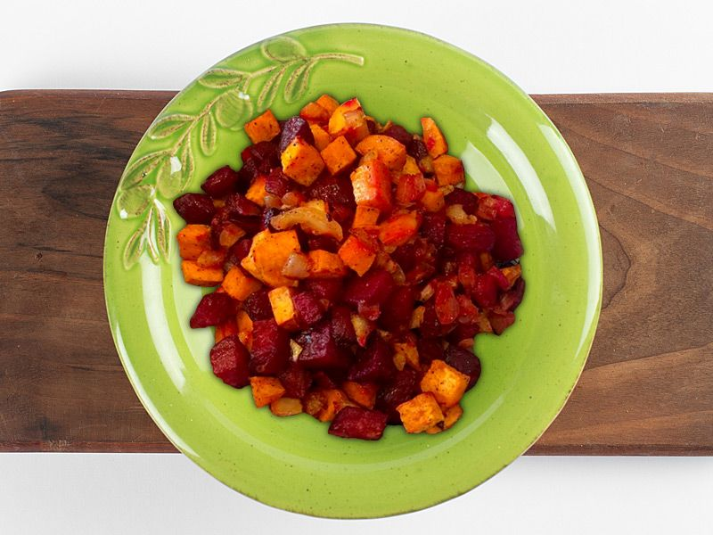 Roasted Beets and Sweets
