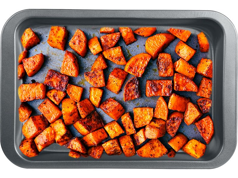 Oven Baked Sweet Potatoes