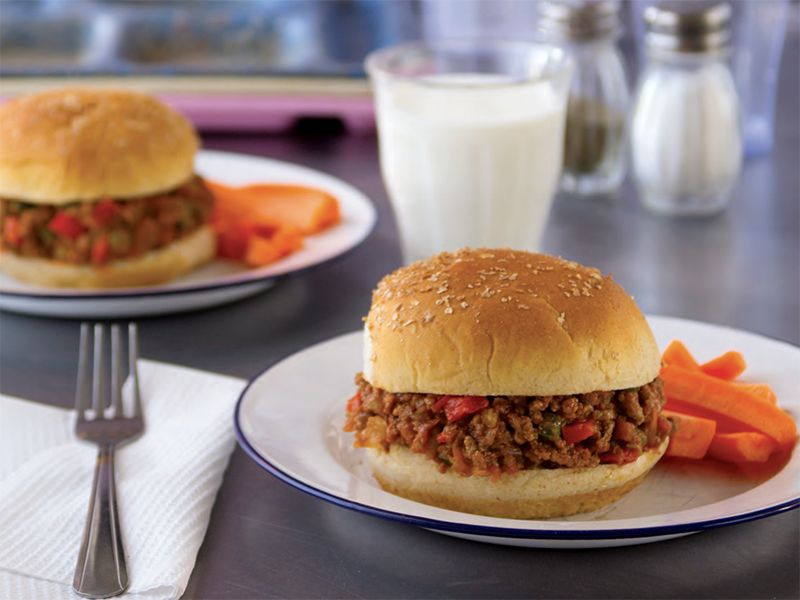 Sloppy Farmer Joes